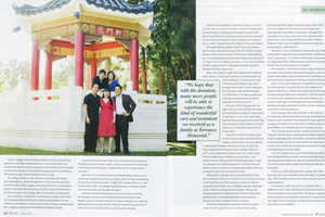 Chen Family in Pulse Magazine