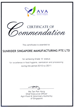 Good Sunrider And Certificate Of Recommendation Sample